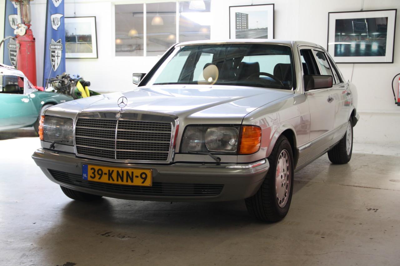 Mercedes 500 SEL (59)