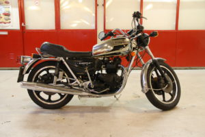 "Triumph Bonneville ""Royal Wedding"""