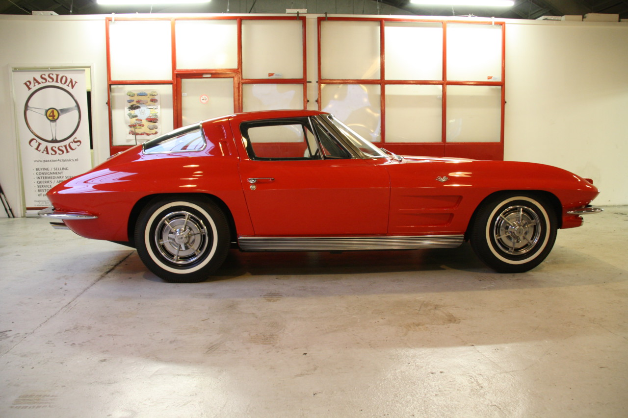 Chevrolet Corvette Sting Ray (29)