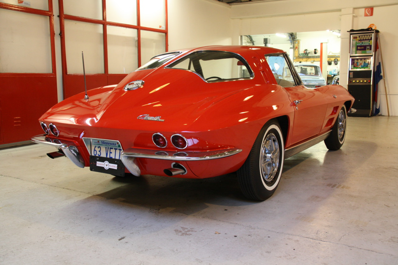 Chevrolet Corvette Sting Ray (33)
