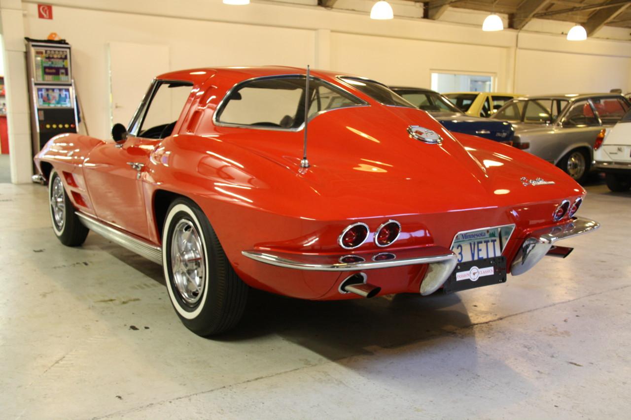 Chevrolet Corvette Sting Ray (36)