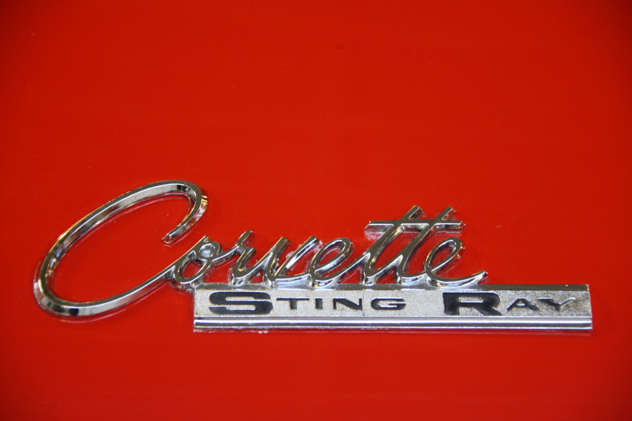 Chevrolet Corvette Sting Ray (50)
