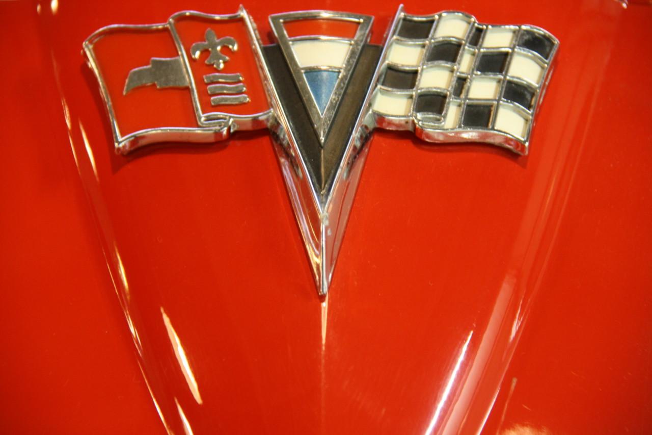 Chevrolet Corvette Sting Ray (56)