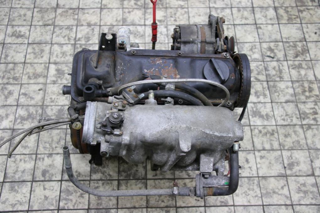Volkswagen Golf GTI motor versnellingsbak en onderdelen (2)