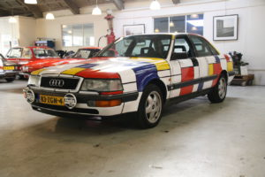 Audi V8 Mondriaan