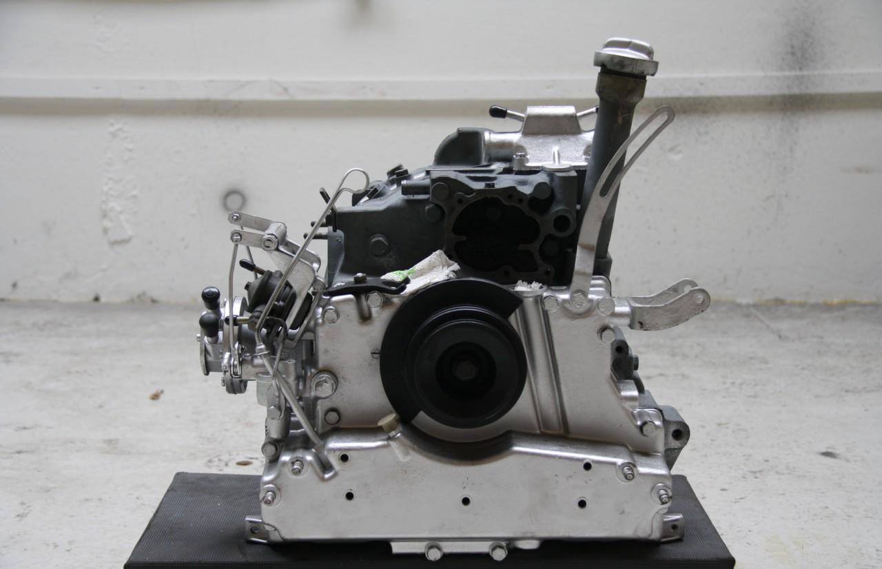 Gereviseerde motor NSU Ro 80 (10)