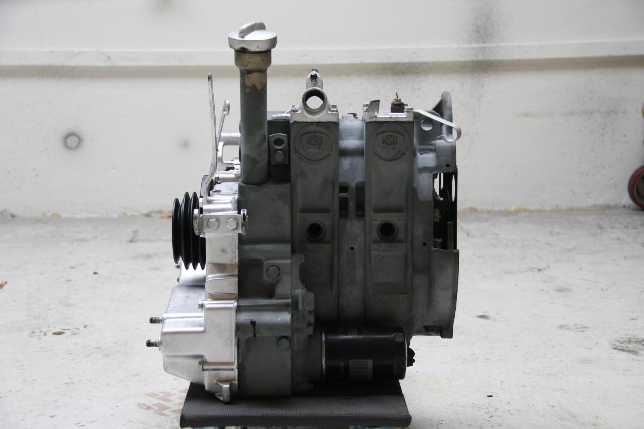 Gereviseerde motor NSU Ro 80 (13)
