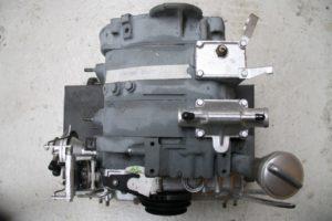 Gereviseerde wankelmotor NSU Ro 80