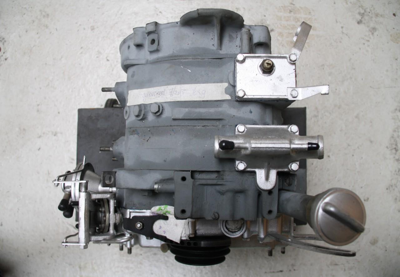 Gereviseerde motor NSU Ro 80 (2)