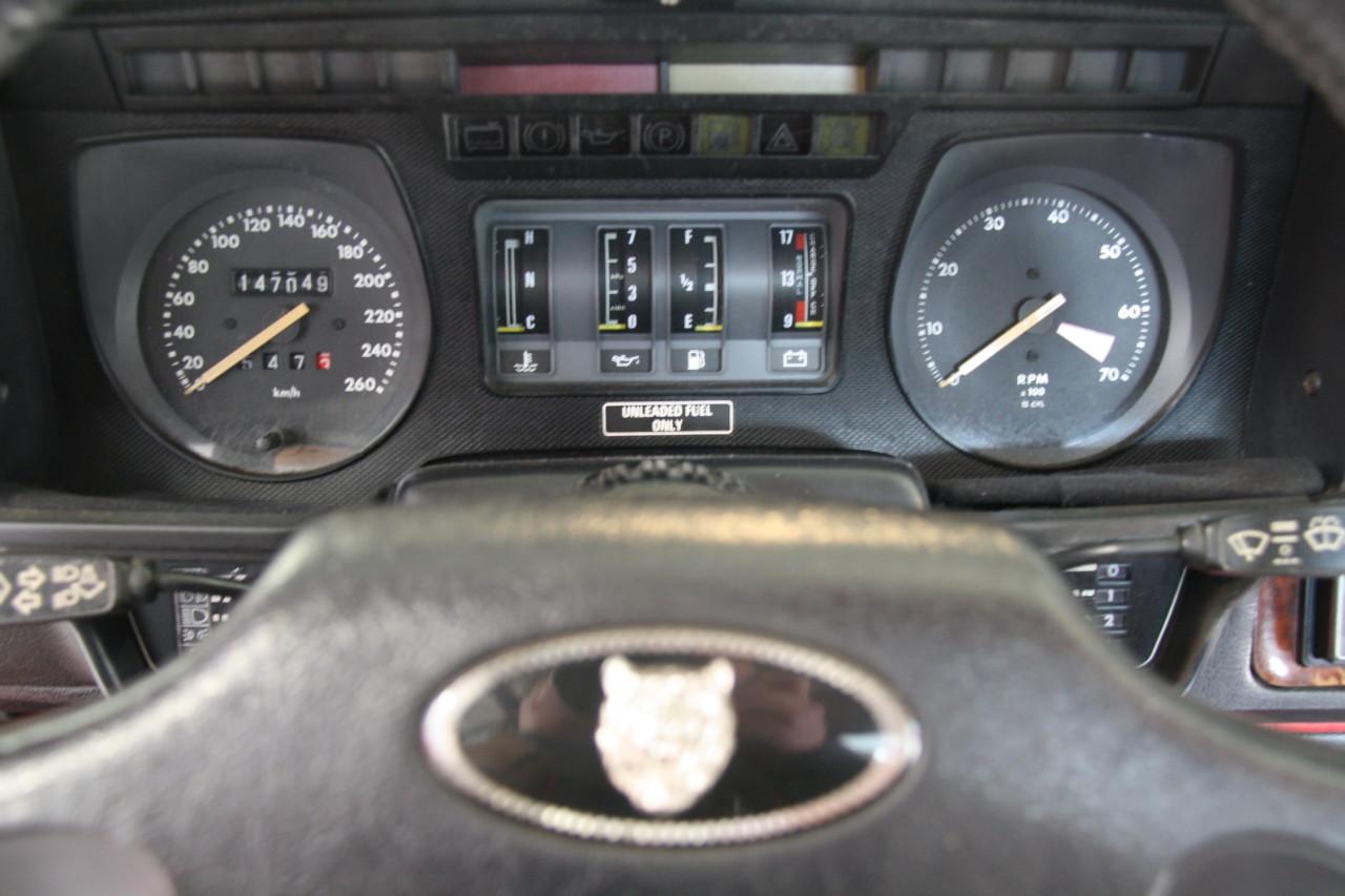 Jaguar XJS V12 Cabriolet (10)