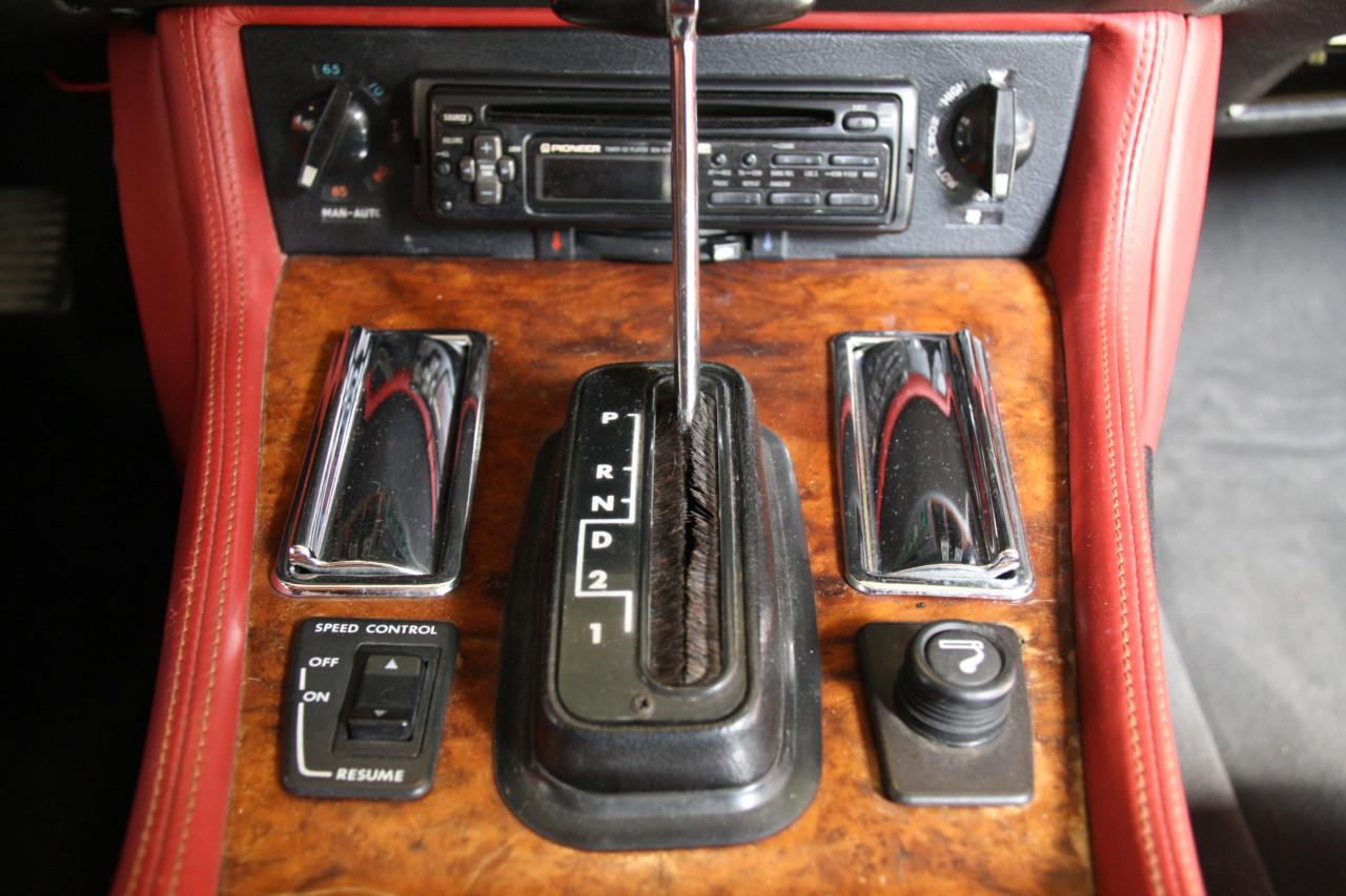 Jaguar XJS V12 Cabriolet (11)