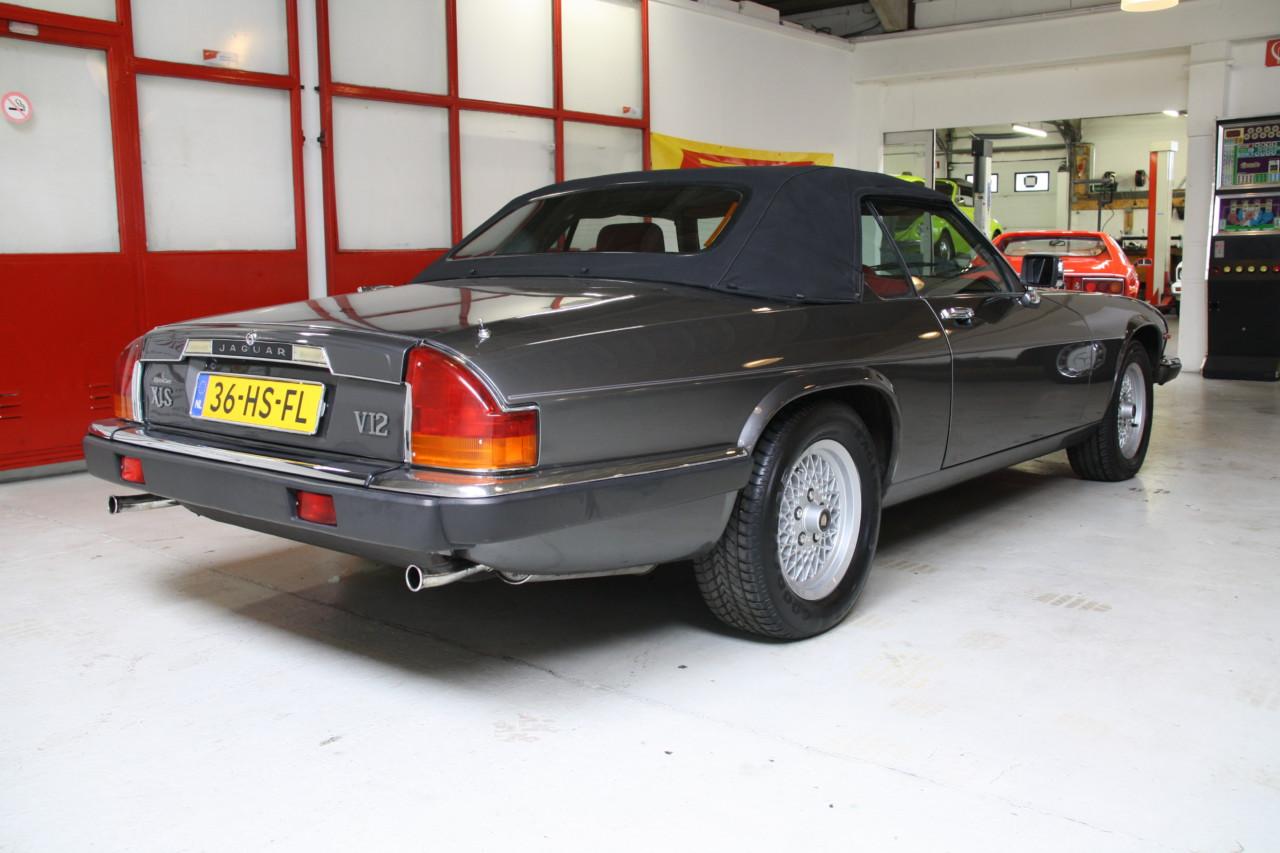Jaguar XJS V12 Cabriolet (3)