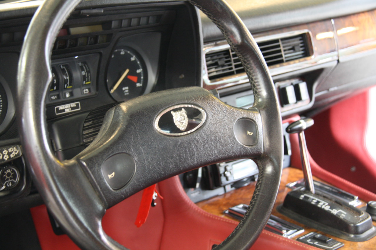 Jaguar XJS V12 Cabriolet (6)