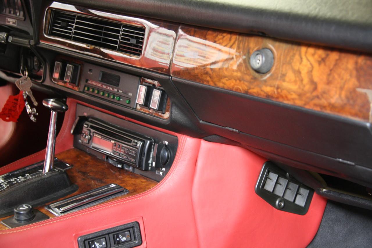 Jaguar XJS V12 Cabriolet (7)