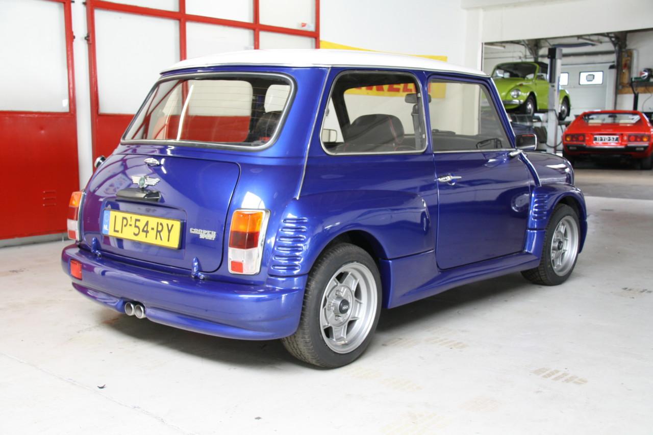Mini Cooper Sport (5)