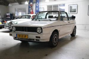 Volkswagen Golf Cabriolet 1.6