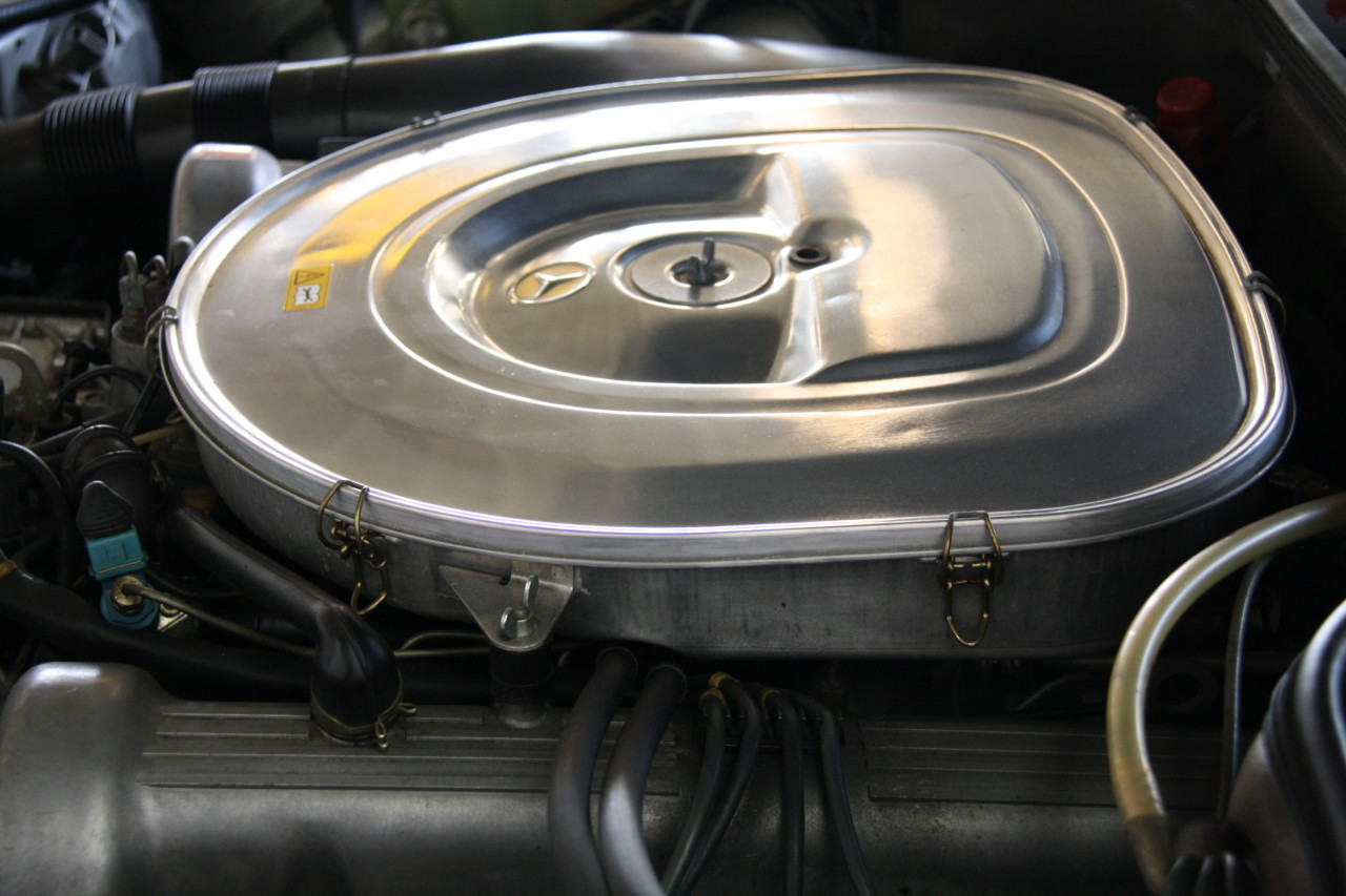 Mercedes 500 SEL (34)