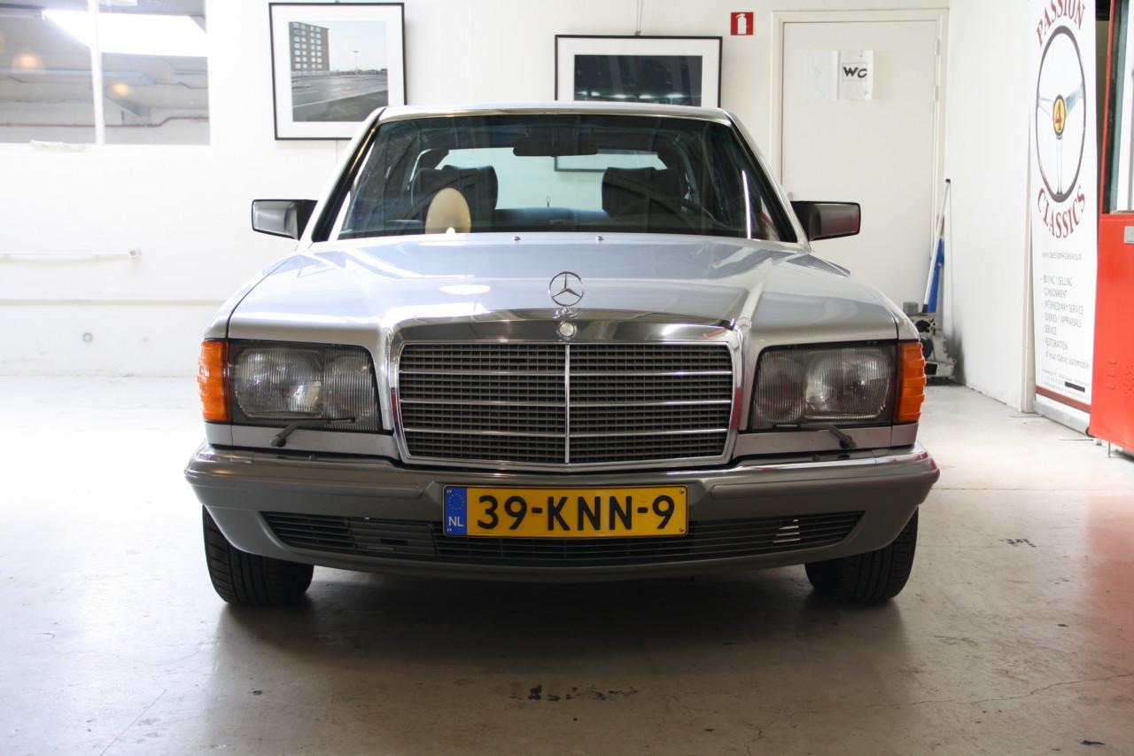 Mercedes 500 SEL (56)