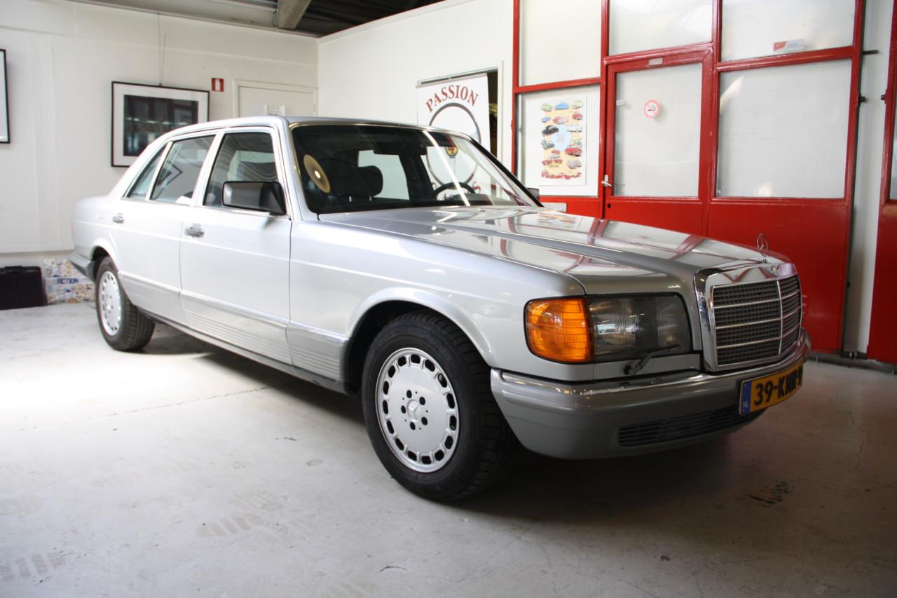 Mercedes 500 SEL (61)