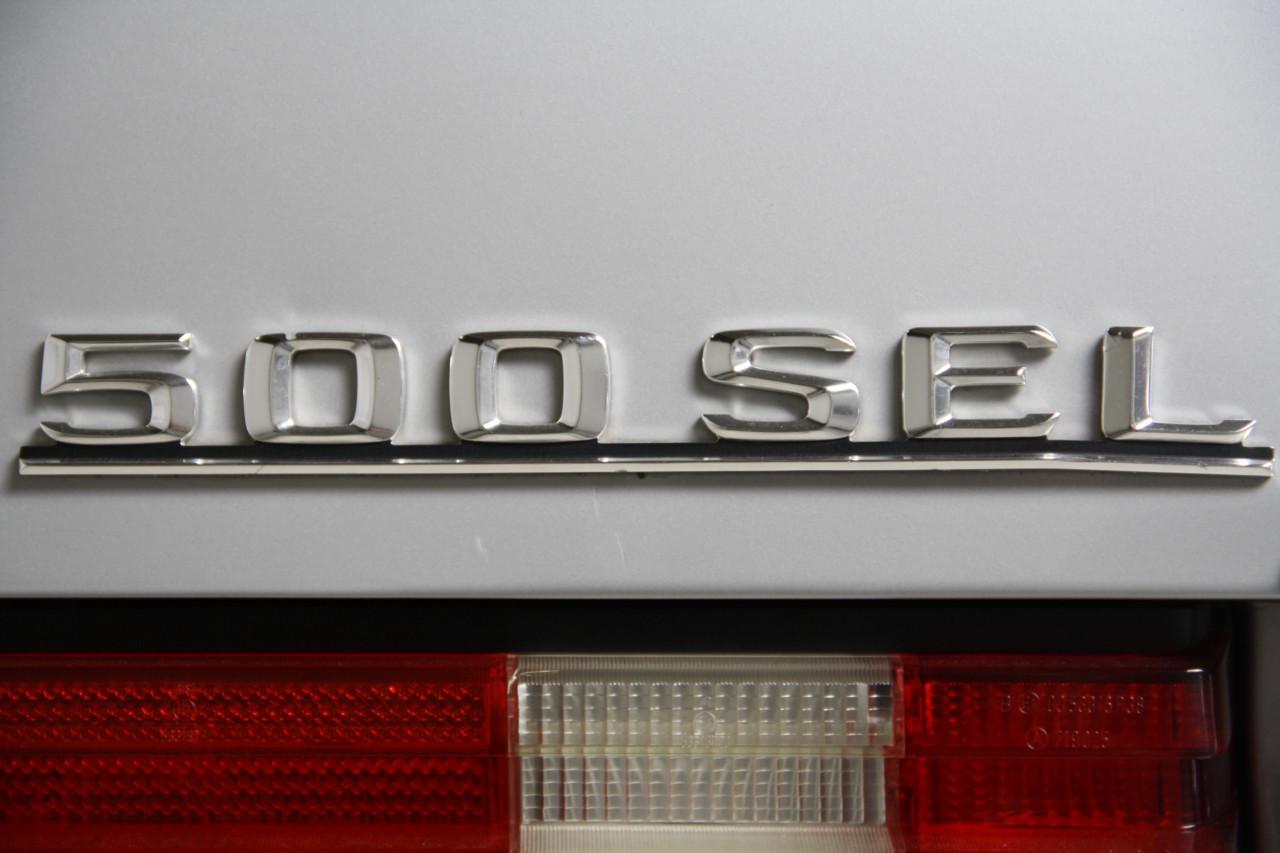 Mercedes 500 SEL (72)