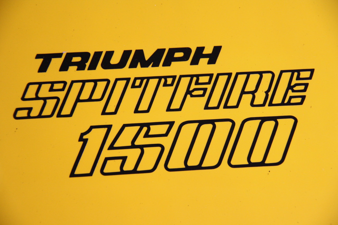 Triumph Spitfire (67)