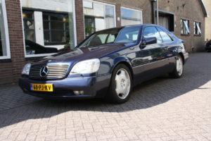 Mercedes 600 V12