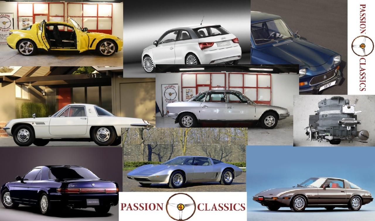 Passion 4 Classics rotatiemotor