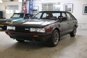 Mazda 626 GLX met 181 kilometer !
