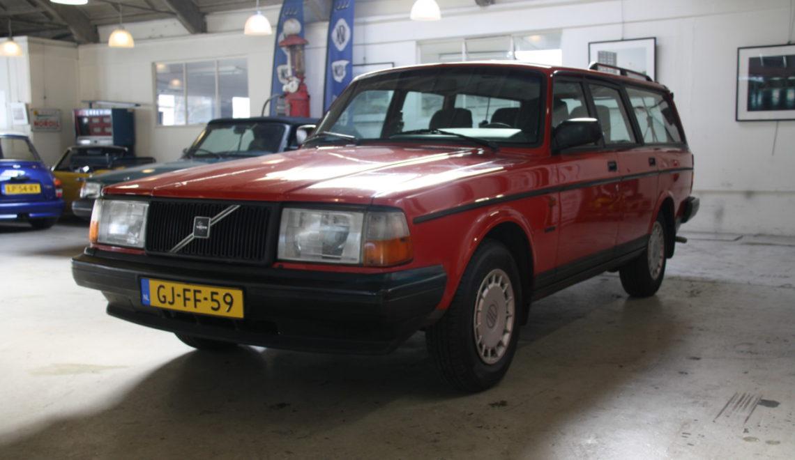 Volvo 245 POLAR met 2.3 motor