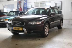 Volvo XC 70 met gereviseerde automaatbak en LPG (G3)