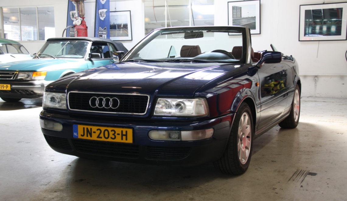 Audi 80 1.8 Cabriolet