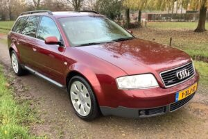 Audi A6 Avant 4.2 V8 Quattro