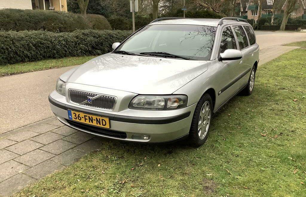 Volvo V70 2.4T LPG G3