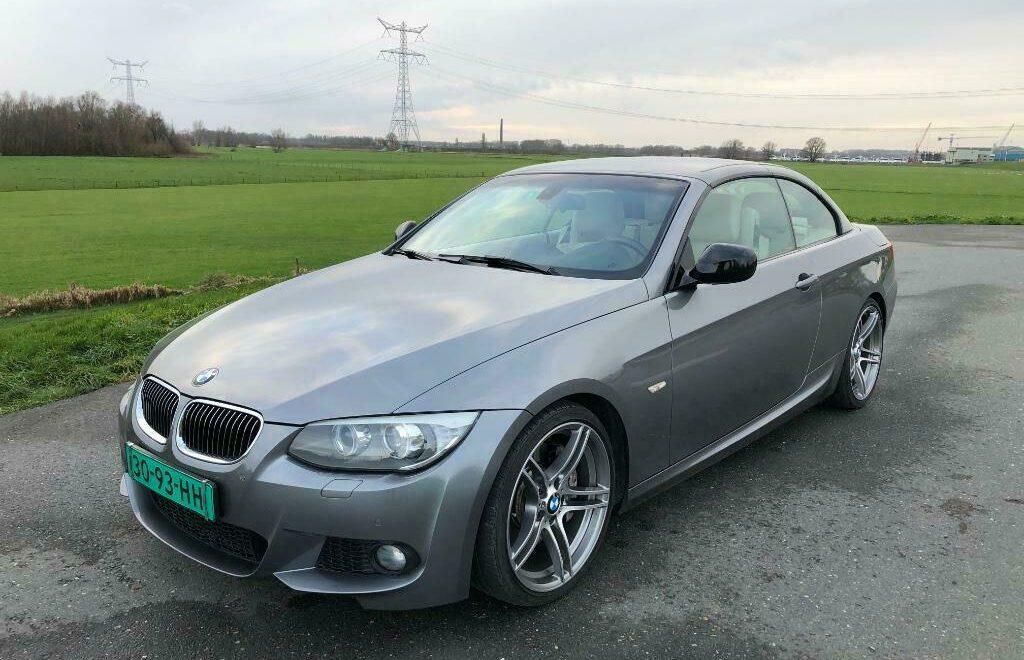 BMW 3 Serie Cabriolet 335i