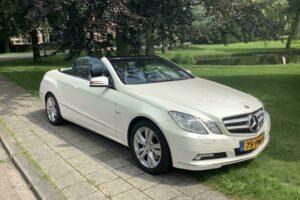Mercedes-Benz E350 CDI Cabriolet