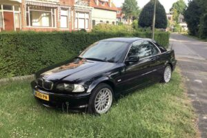 BMW 3-serie Cabrio 323Ci